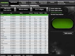 Logiciel poker unibet mac
